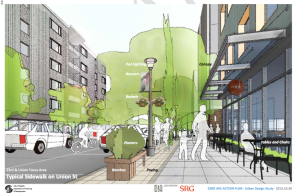 Urban Design Study for 23rd Avenue Action Plan, SRG Partnership