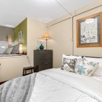 bedroom ledge